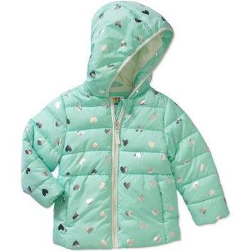 Qufu Xindongfang Apparel Co.,ltd Healthtex Baby Toddler Girl Bubble Puffer Jacket