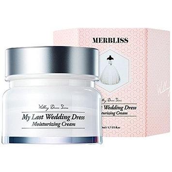 Merbliss My Last Wedding Dress Moisturizing Cream 9 ounces (50 ml)