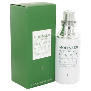 Molinard I Men's 4-ounce Eau de Toilette Spray