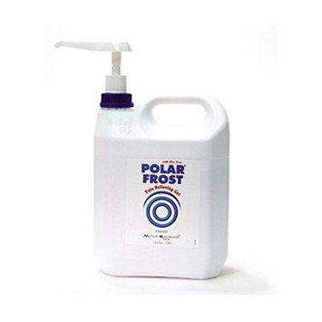 Fabrication Enterprises Polar Frost Pump Bottle Cold Gel