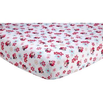 Fisher-price Disney Minnie Sweet Minnie Crib Sheet