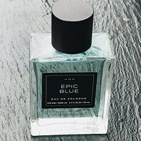 Epic Blue eau de cologne spray for him 3.4 fl oz by Tru Fragrance brand new No Box
