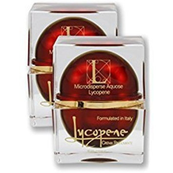 Lycopene Skin Care - Value 2 Pack - Ultimate Luxury Face Cream with Lycopene and 19 Botanicals That Advances Skin Health