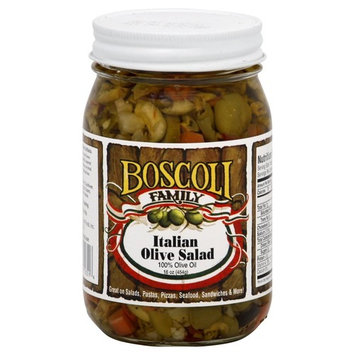 Boscoli Olive Salad Italian Oil 16.0 OZ