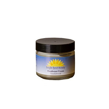 All Natural Deodorant Cream - Normal Skin - Sandalwood Scent