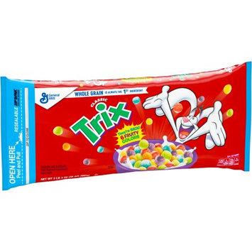 General Mills Trix Cereal 35 oz Bag