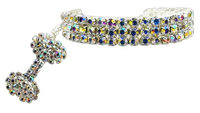 Mirage Pet Products 9903 SMCL Glamour Bits Pet Jewelry Clear S 68
