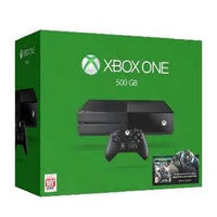 Microsoft Xbox One 500GB Gaming Console Control Chat Headset 7 Games