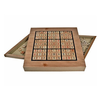 Go Games Sudoku Wooden Set Game by Go! Games