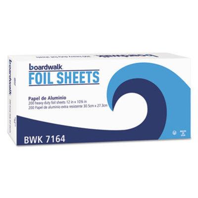 Pop-Up Aluminum Foil Sheets BWK7164
