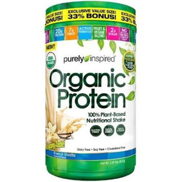 Foods Alive 591093 8 oz Organic Protein Powder - Case of 6