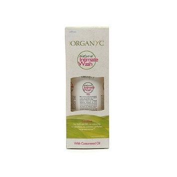 Organyc Intimate Hygiene Wash - 8.5 Oz