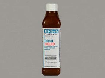 Docu Liquid Docusate Sodium, 16 Fl Oz