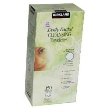 Kirkland Signature Daily Facial Cleansing 150 Count