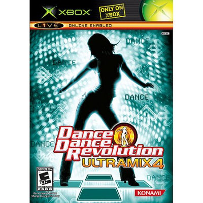 Microsoft Corp. Dance Dance Revolution: DDR Ultramix 4 (Game Only)