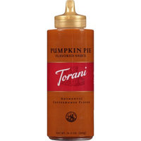 Torani Pumpkin Pie Sauce 16.5oz (Seasonal)