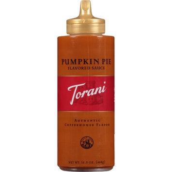 Torani Pumpkin Pie Sauce 16.5oz (Seasonal)