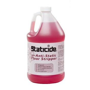 ACL Staticide 4010-1 Acrylic Anti-Static Floor Stripper, 1 Gallon Bottle