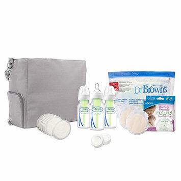 Dr. Brown's Breast Pump Carryall Tote Bag Set