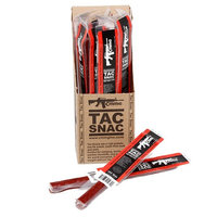 CMMG, Inc Tac Snack, Peppered, 12-Pack SKU: 1340126-PACK with Elite Tactical Cloth