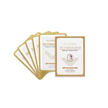 Plac Placenta Collagen Hyaluronic Facial Essence Serum Sheet Mask 32g*5patch Korean Cosmetic
