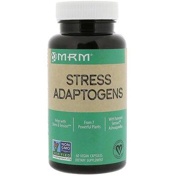 MRM, Stress Adaptogens, 60 Vegan Capsules