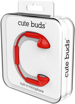 Zeikos Ihip Cute Red Earphones W/Mic