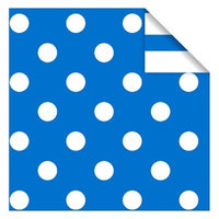 Lunch Napkin Royal Blue Printed (20 Count) Spritz™