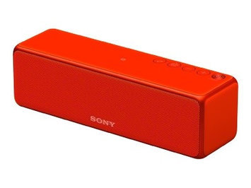 Sony Red H.Ear Go Portable Bluetooth Speaker