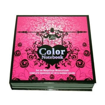 Color Notebook Makeup Kit by Malibu Glitz