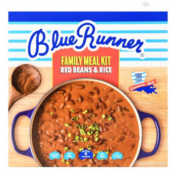 Blue Runner Red Beans And Rice Meal Kit