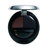 The Body Shop Brow and Liner Kit, Dark Brown/Black