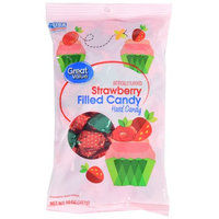 Walmart Stores Inc Great Value Strawberry Filled Hard Candy, 10 oz