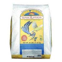 Sunseed Sun Seed Company Finch Economy 25Lb
