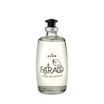 ALPA Czech FARAO After Shave Lotion 120 ml 4.05 fl. Oz. Woody-Spice Fragrance (1 PACK)