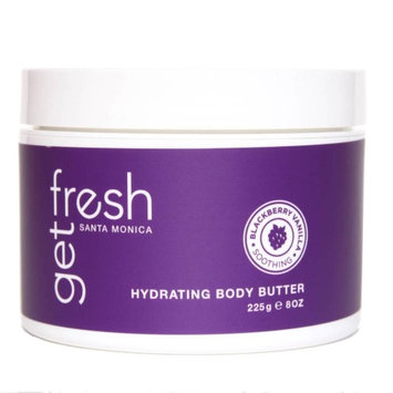 Get Fresh Blackberry Vanilla Hydrating Body Butter