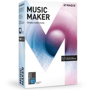 Magix Software ANR006089ESD Magix Music Maker ESD (Digital Code)