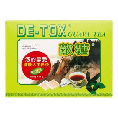 Kao Hong, Guava tea, 18 Box