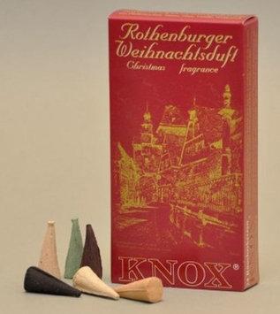 Knox Rothenburg German Incense Cones Variety Pack Made Germany Christmas Smokers