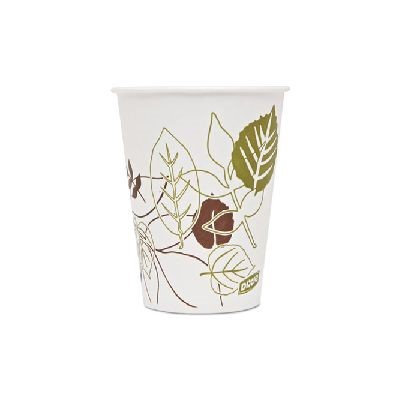 DIXIE 9PATH Pathways Polycoated Paper Cold Cups, 9 oz, 2400/Carton