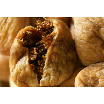 Dried Pulled Turkish Figs by OliveNation - Chopped and Added To Baked Goods and More - Size of 16 oz