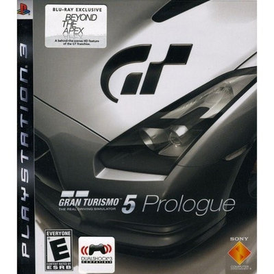 Sony Gran Turismo 5 Prologue Greatest Hits - PRE-OWNED - PlayStation 3