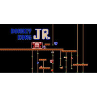 Nintendo Donkey Kong Jr 3DS (Email Delivery)