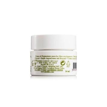 Kiehl's Creamy Eye Treatment with Avocado for Unisex, 0.5 Ounce