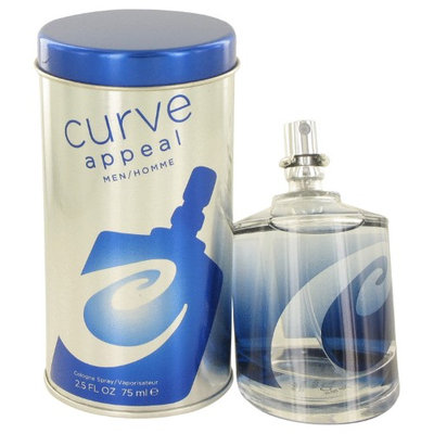 Curve Appeal By Liz Claiborne 2.5 Oz Eau De Toilette Spray - Men