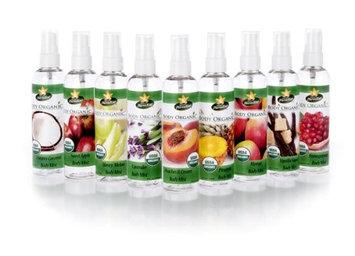 Body Mist Citrus Splash Organic by Nature's Paradise