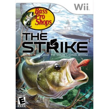 Xs Games Bass Pro Shops: The Strike Tournament Edition - Nintendo Wii