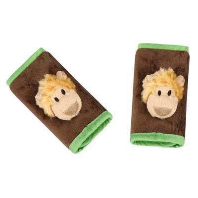 Animal Planet Strap Covers 2 Pack, Lion