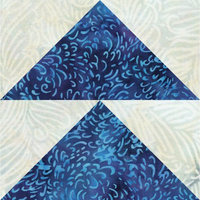 AccuQuilt GO! Fabric Cutting Dies, 3-Inch x 6-Inch 173321