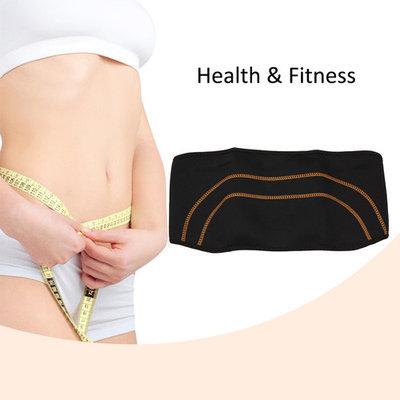 Indispensable to Life 2pcs/set nisex Slimming Body Waist Belts Lower Back Support Compression Belt